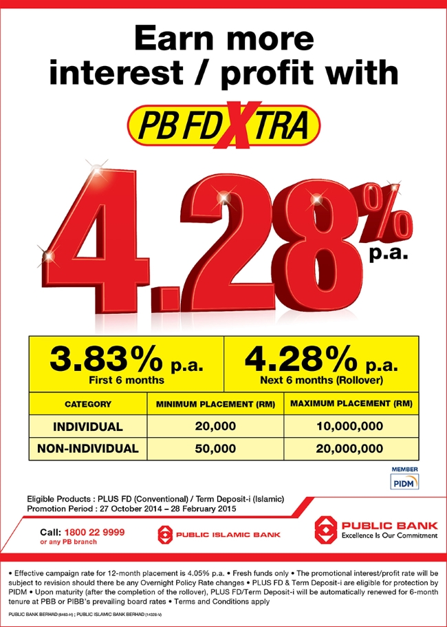 Pbb bank forex rate
